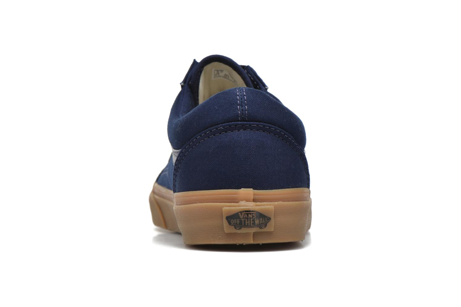 Old Skool (Canvas Gum) Eclipse Light Gum