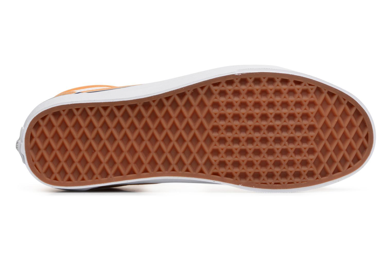 Sneakers Vans Old Skool Gul se foroven