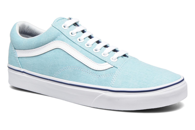 Sneaker Vans Old Skool blau detaillierte ansicht/modell