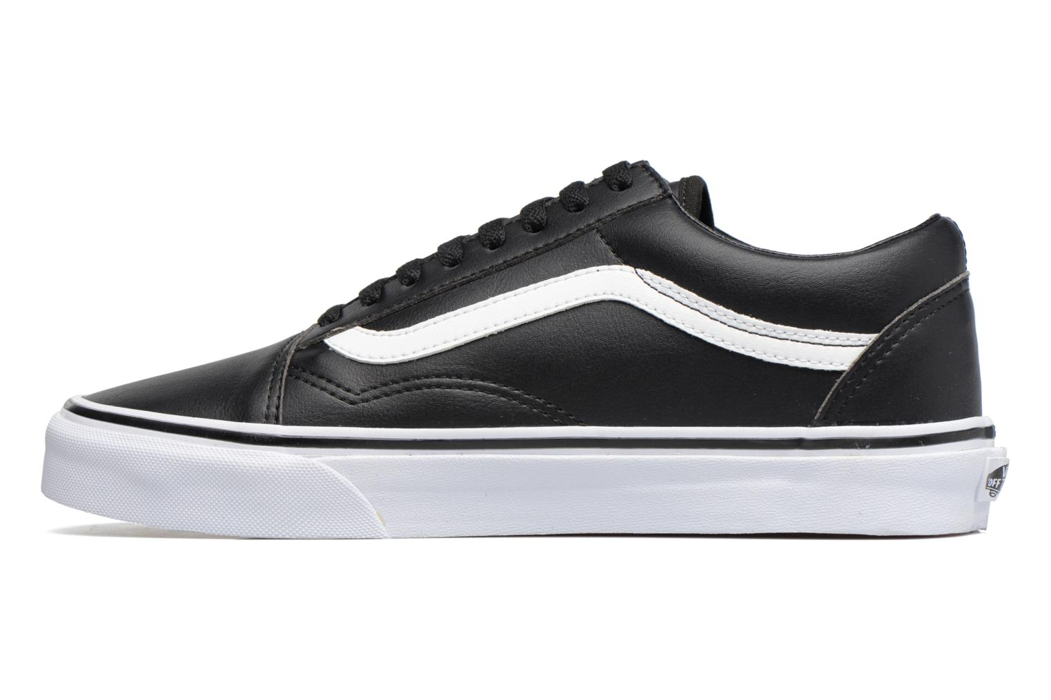 Old Skool Black/true white