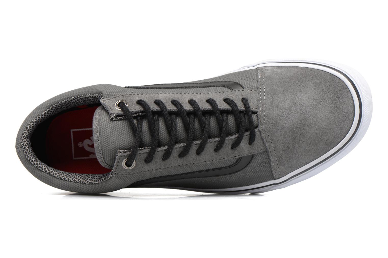 Sneakers Vans Old Skool Grigio immagine sinistra