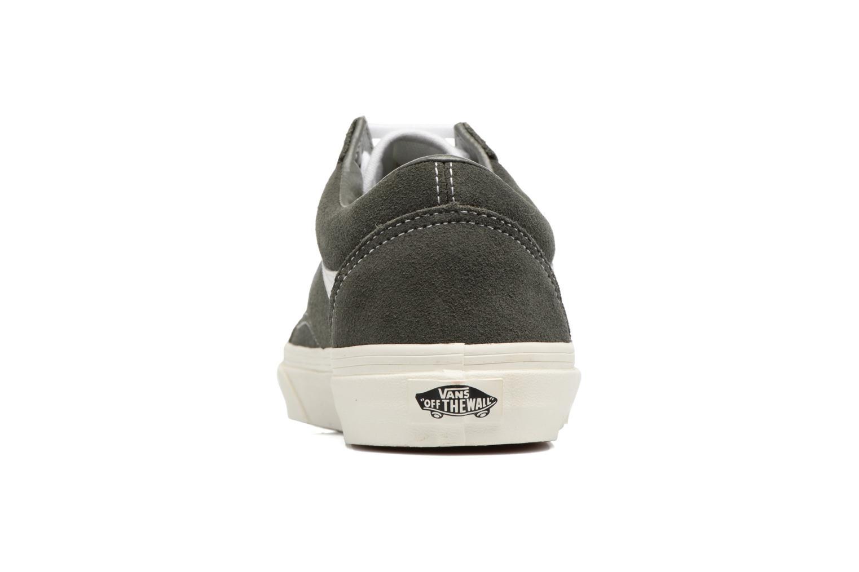 Sneakers Vans Old Skool Grå Se fra højre