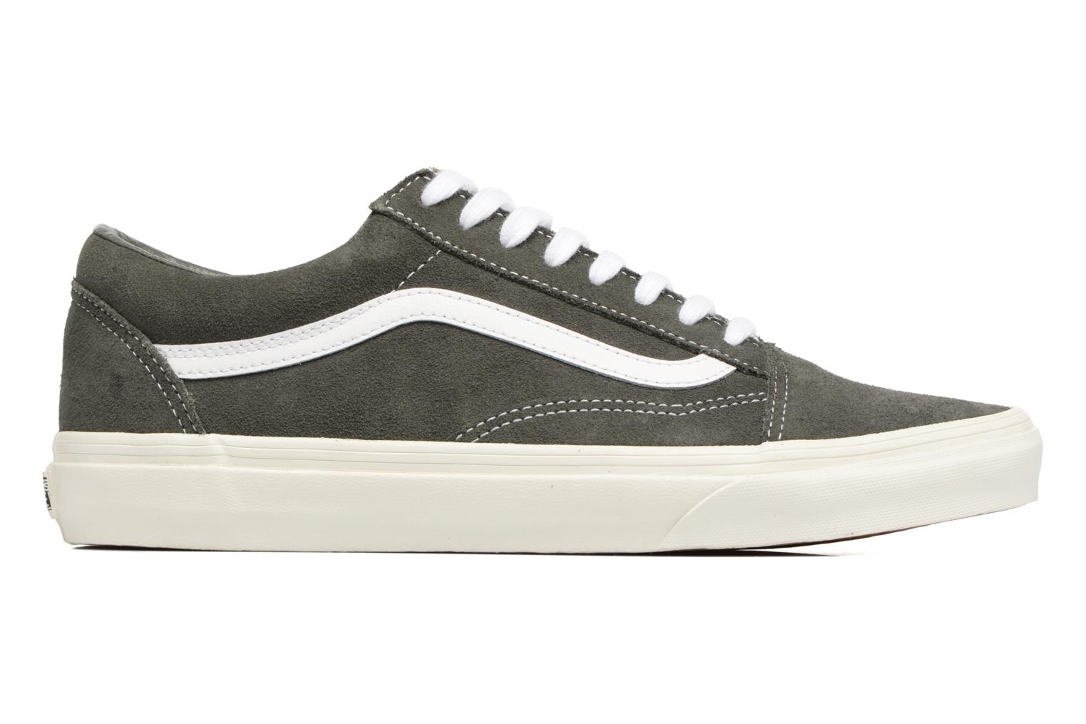 Sneakers Vans Old Skool Grå se bagfra