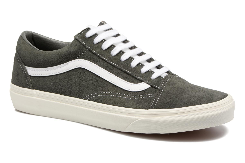 Sneaker Vans Old Skool grau detaillierte ansicht/modell