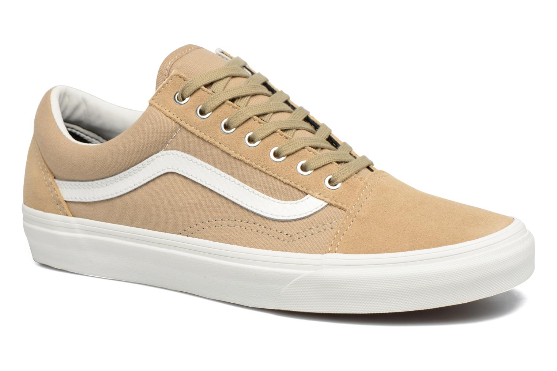 Sneakers Vans Old Skool Beige vedi dettaglio/paio