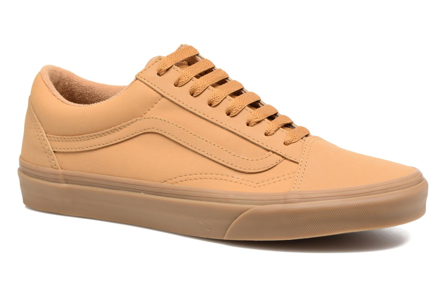 Trainers Vans Old Skool Beige detailed view/ Pair view