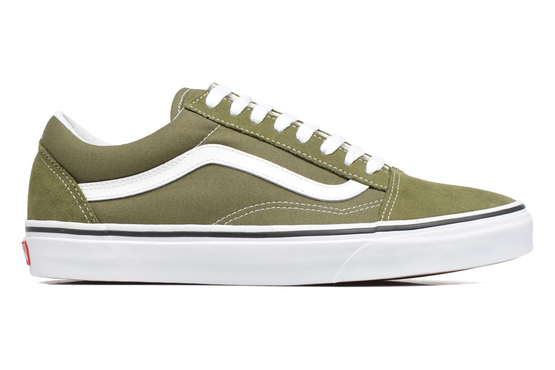 Sneakers Vans Old Skool Grøn se bagfra