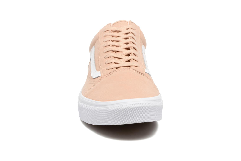 Sneakers Vans Old Skool Grigio modello indossato