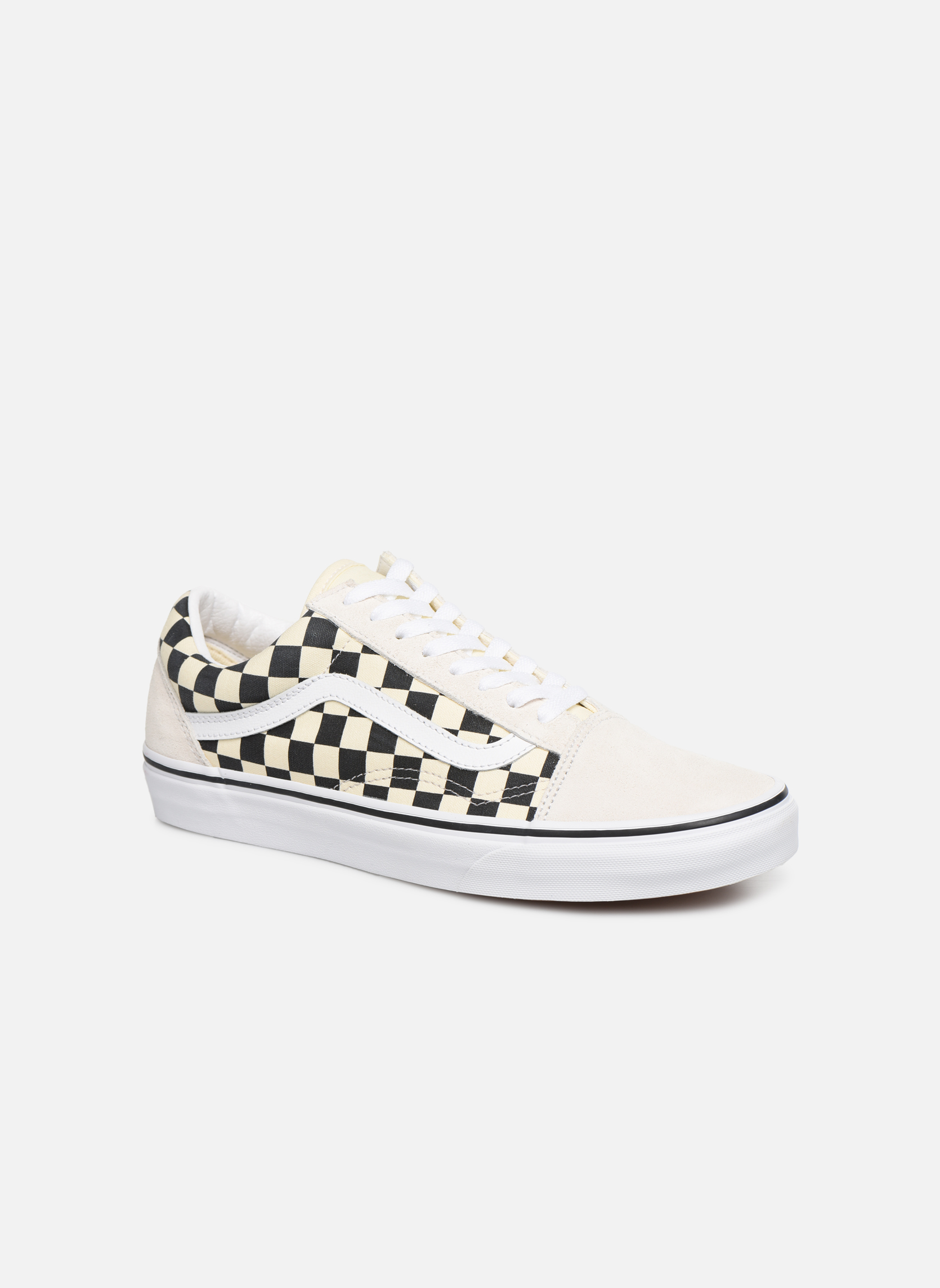 (Checkerboard) white/black