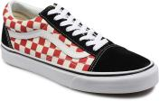 (Checkerboard) Black/Red