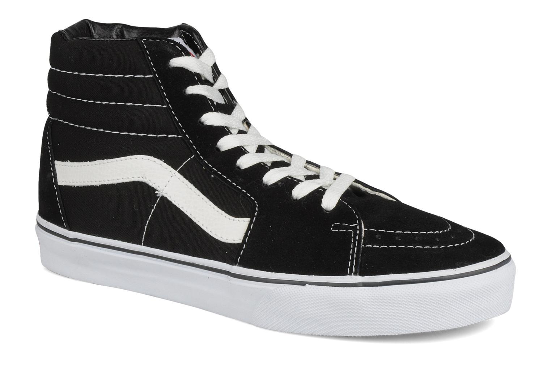 Sneakers Vans SK8 Hi M Nero vedi dettaglio/paio