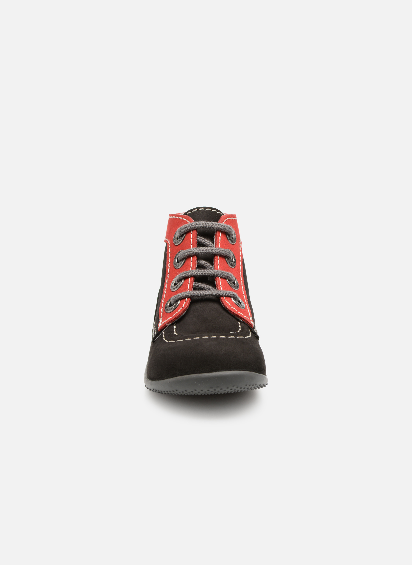 Botines  Kickers Bonbon Negro vista del modelo