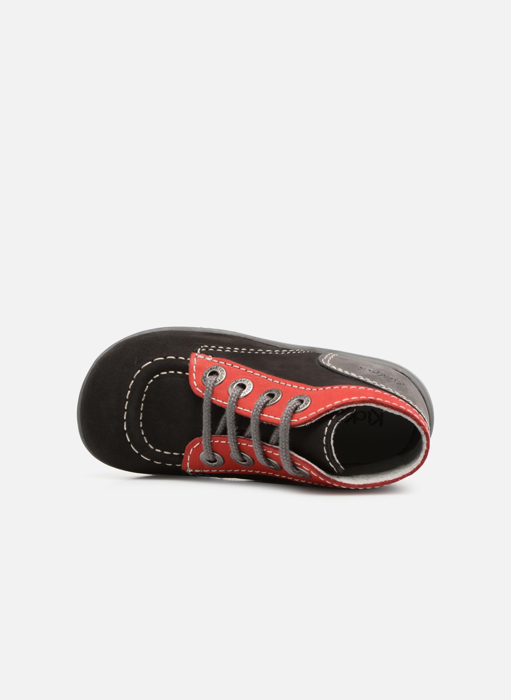Stiefeletten & Boots Kickers Bonbon schwarz ansicht von links