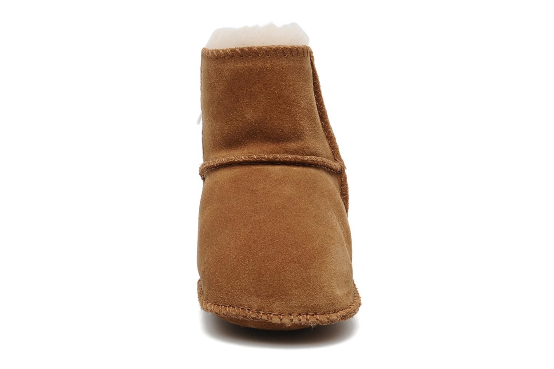 Bottines et boots UGG Erin Beige vue portées chaussures