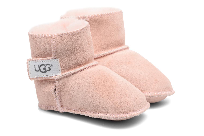 Ankelstøvler UGG Erin Pink detaljeret billede af skoene