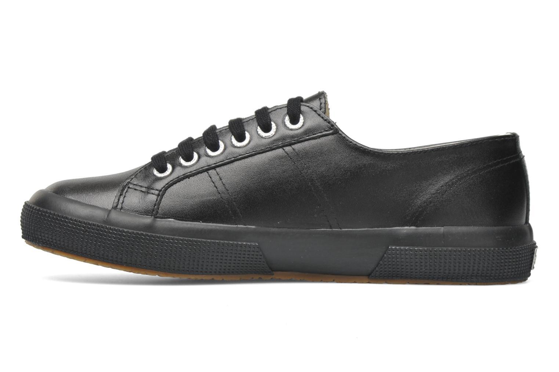 Sneakers Superga 2750 FGLU Nero immagine frontale