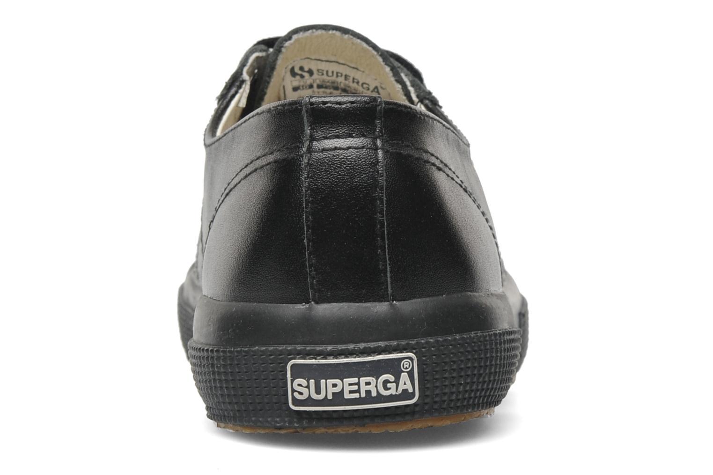 Sneakers Superga 2750 FGLU Nero immagine destra