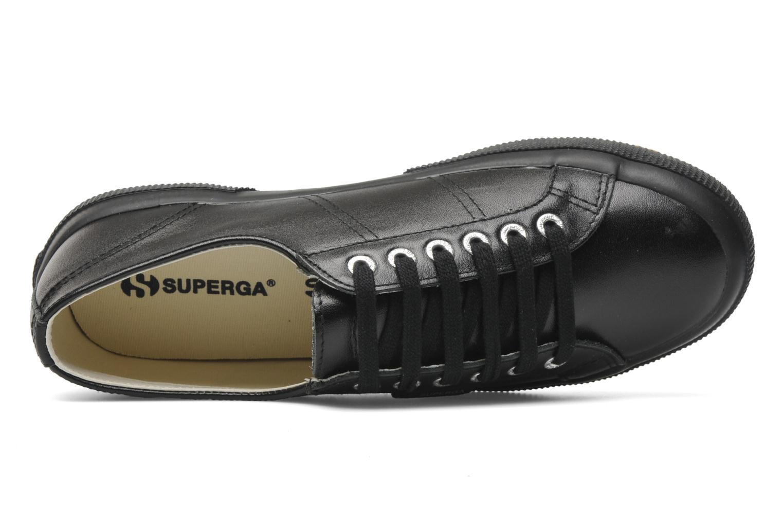 Sneakers Superga 2750 FGLU Nero immagine sinistra