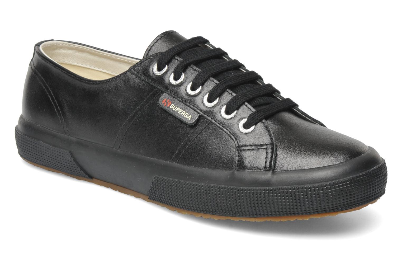 Sneakers Superga 2750 FGLU Nero vedi dettaglio/paio