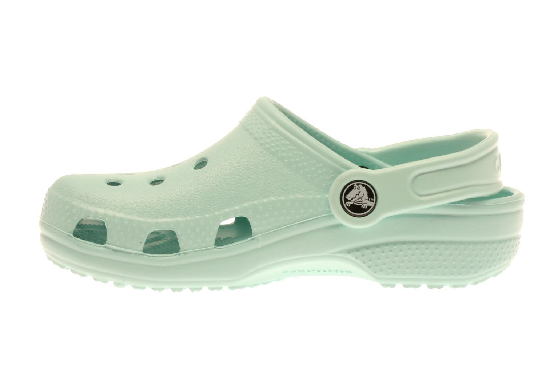 Sandaler Crocs Classic Kids Blå se forfra