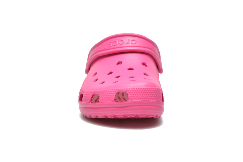 Sandaler Crocs Classic Kids Rosa bild av skorna på