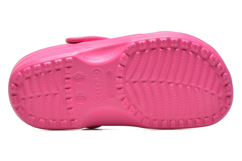 Sandaler Crocs Classic Kids Rosa bild från ovan
