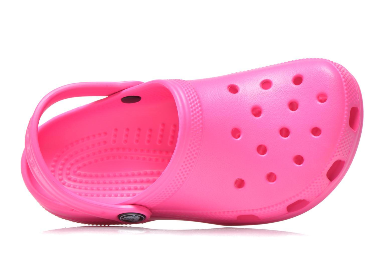 Sandalen Crocs Kids Cayman rosa ansicht von links