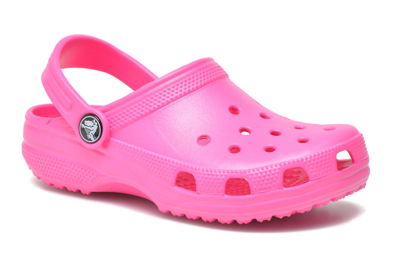Sandalen Crocs Kids Cayman rosa detaillierte ansicht/modell
