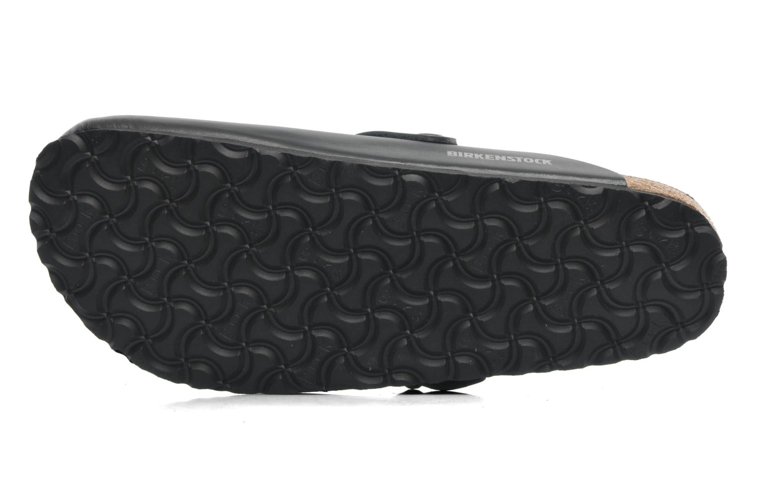Boston Cuir M Noir mat