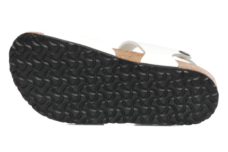 Sandaler Birkenstock Rio (Smal model) Hvid se foroven