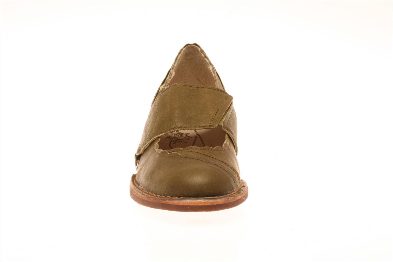 Escarpins El Naturalista Dakyu Escarpin Vert vue portées chaussures