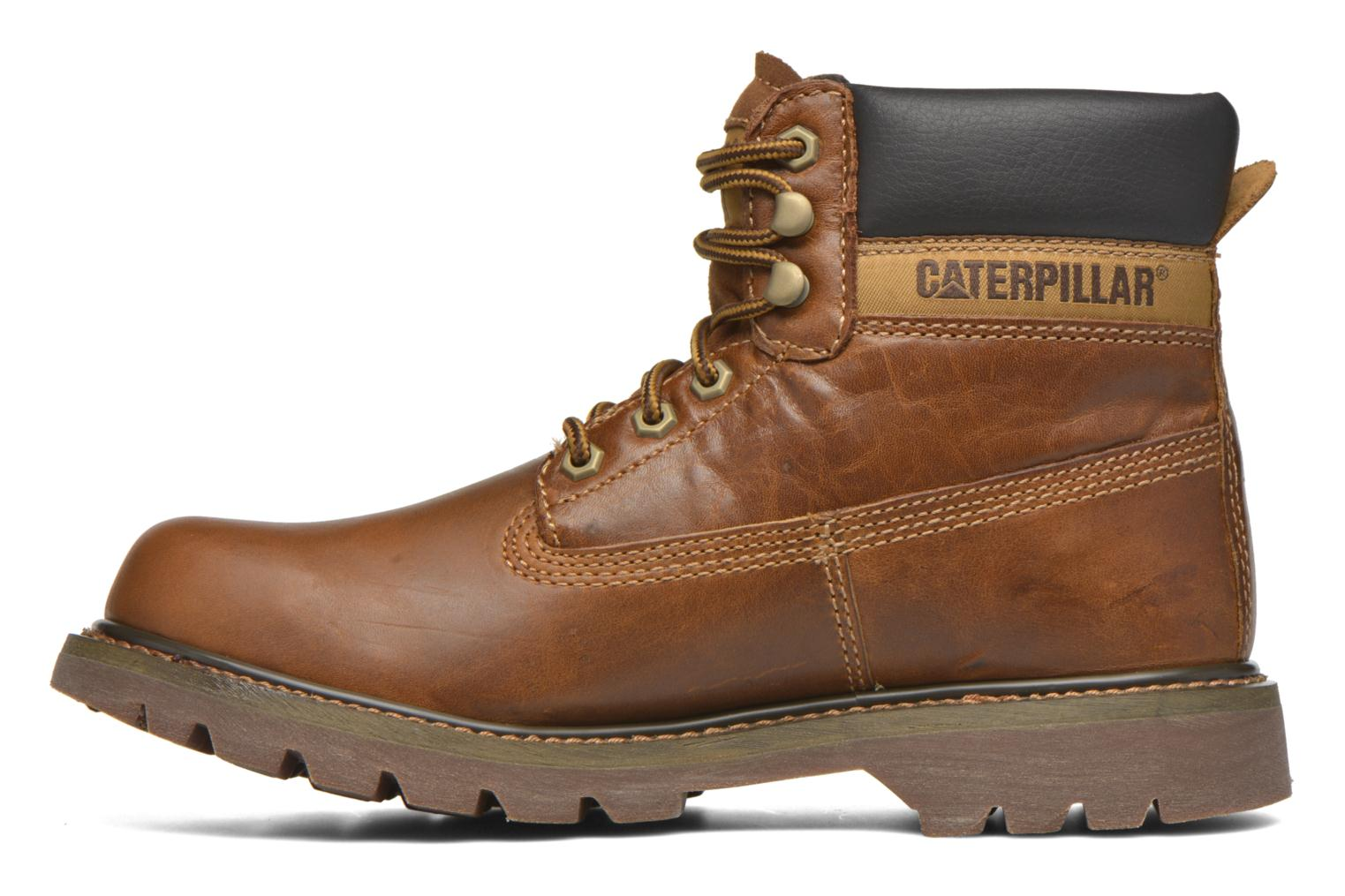 Bottines et boots Caterpillar Colorado Marron vue face