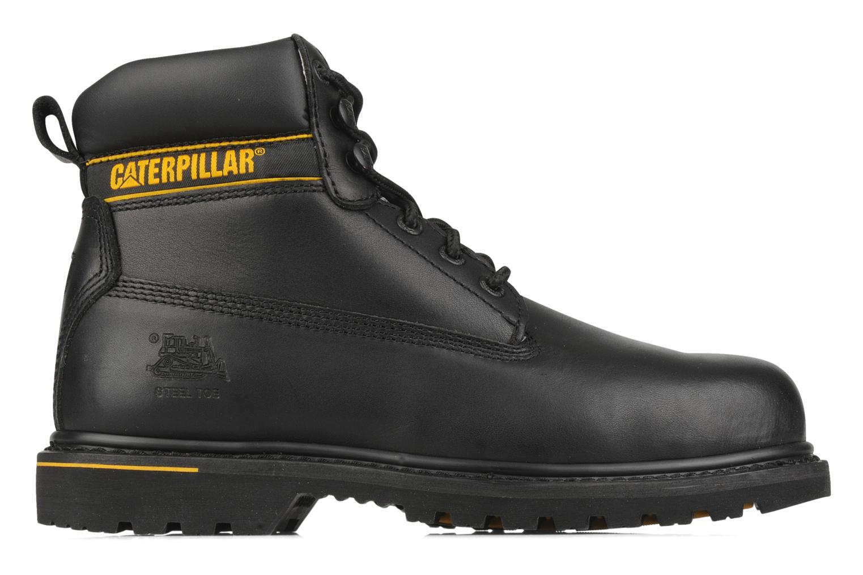 Boots en enkellaarsjes Caterpillar Holton SB Zwart achterkant