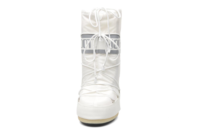 Scarpe sportive Moon Boot Moon Boot Nylon Bianco modello indossato
