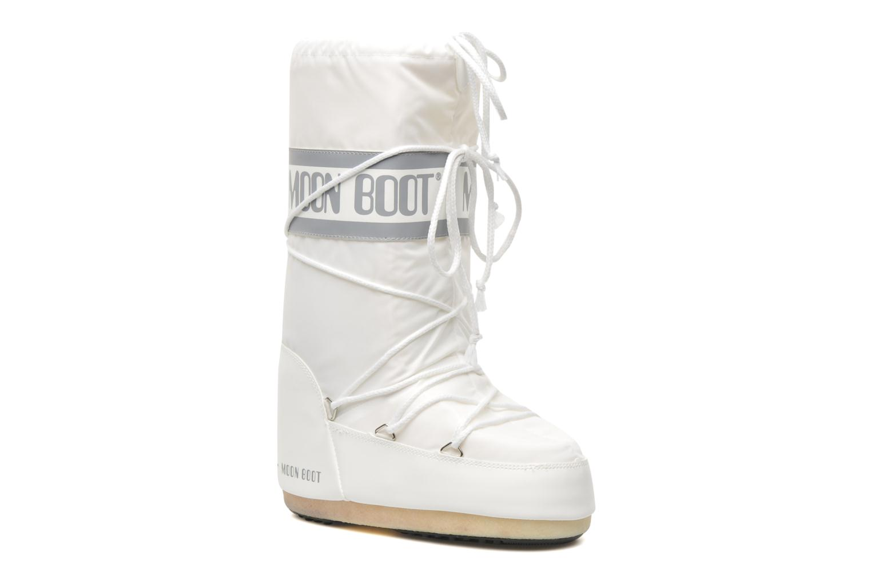 Últimos recortes de precios Moon Boot Moon Boot Nylon (Blanco) - Zapatillas de deporte chez Sarenza