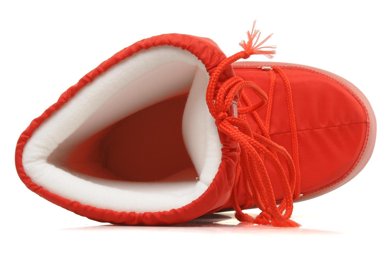 Sportschoenen Moon Boot Moon Boot Nylon Rood links