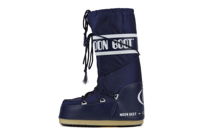 Sportskor Moon Boot Moon Boot Nylon Blå bild från framsidan