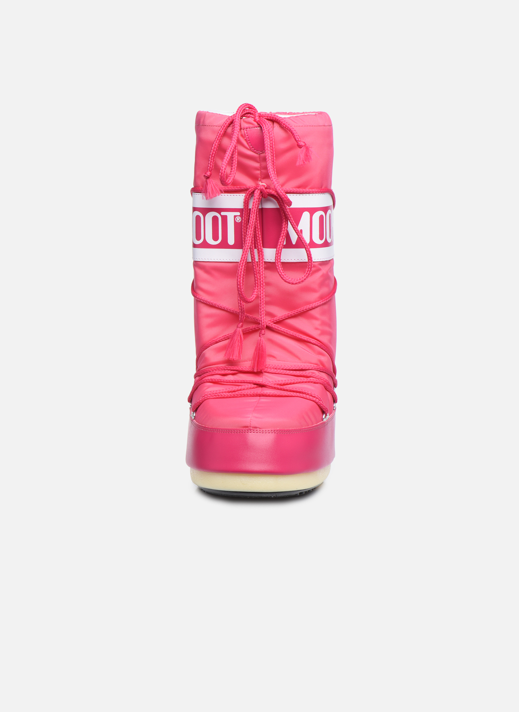 Sportschoenen Moon Boot Moon Boot Nylon Roze model