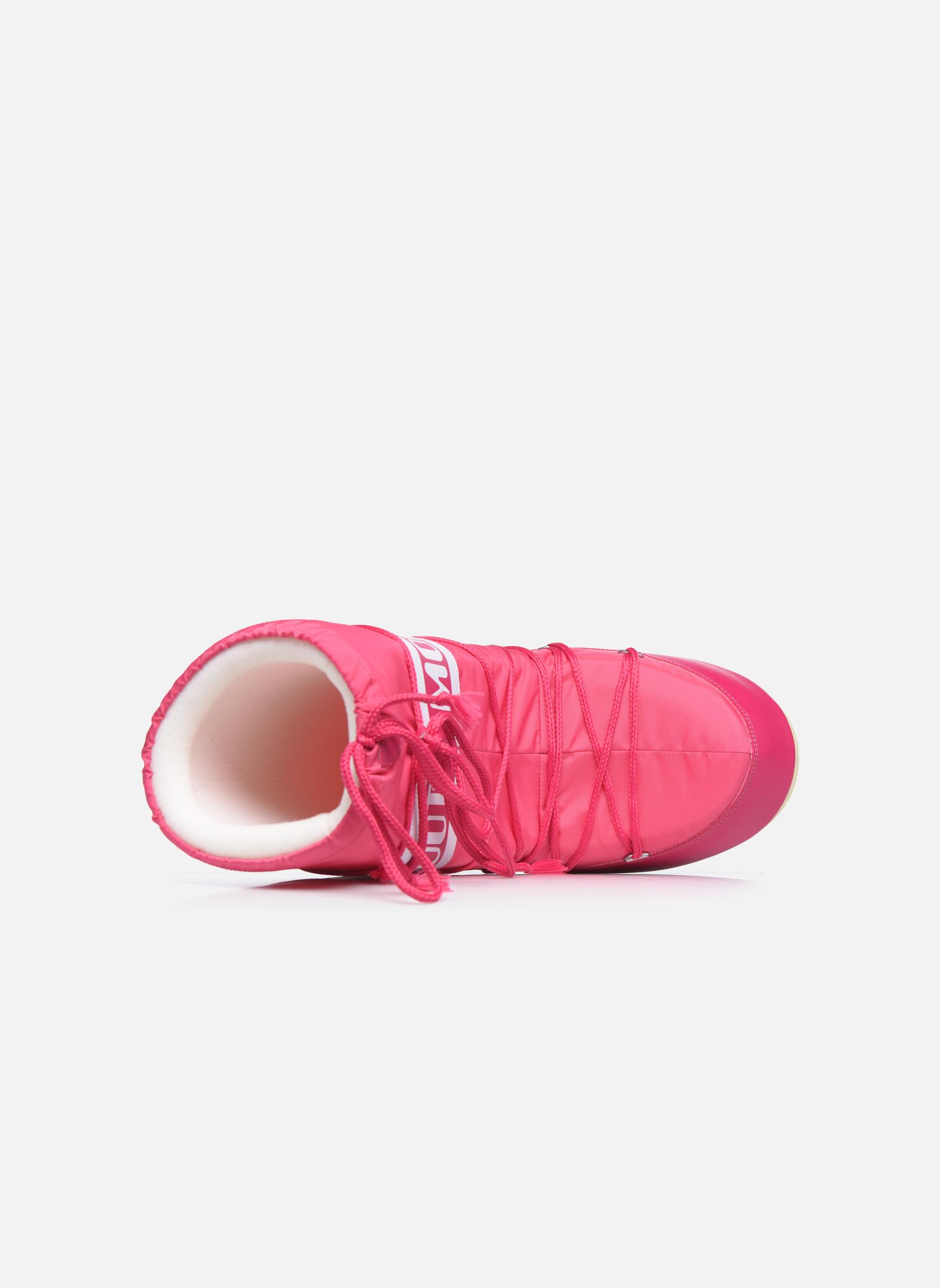 Sportschoenen Moon Boot Moon Boot Nylon Roze links