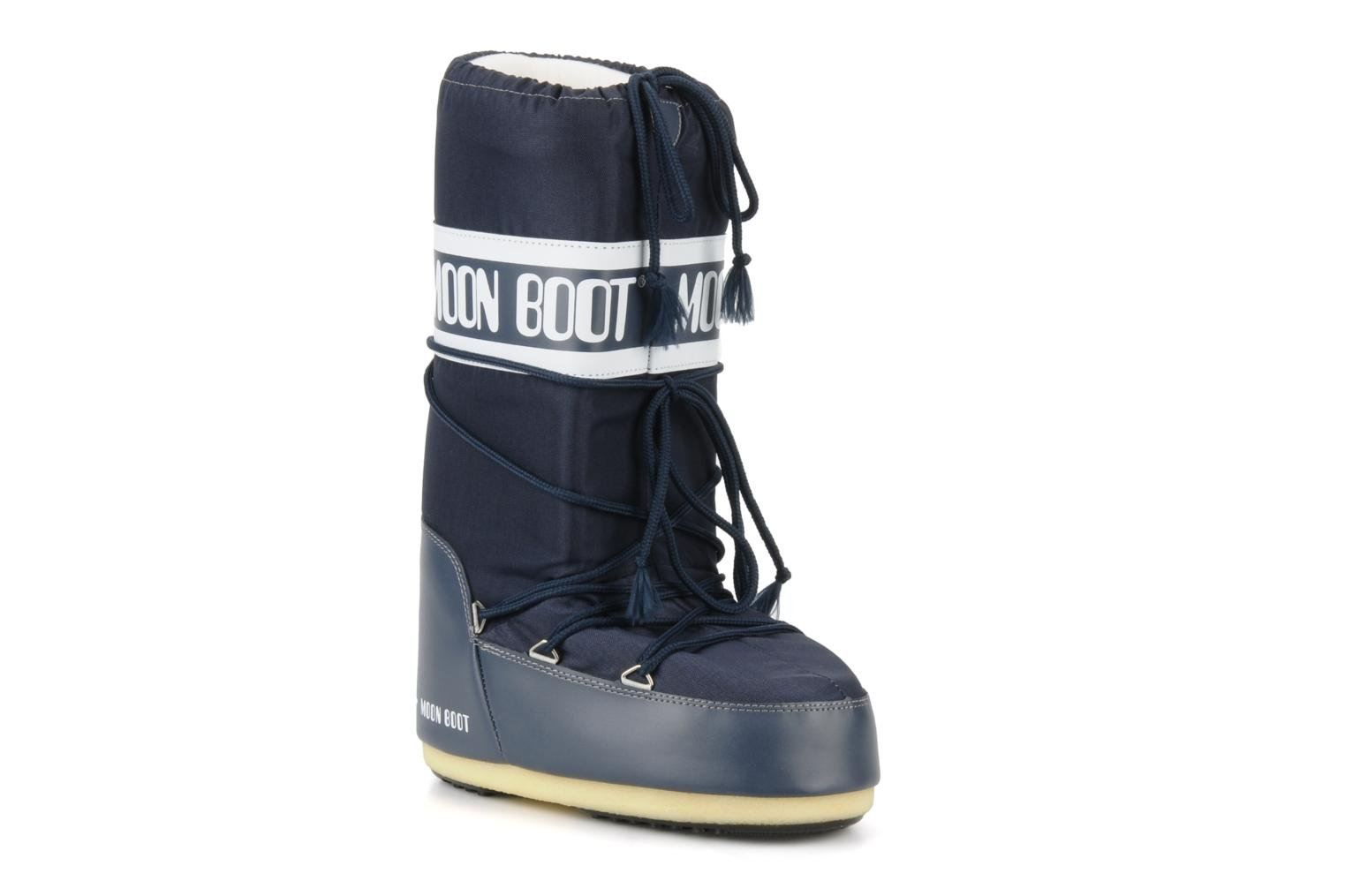 Moon Boot Nylon W Denim blue