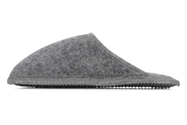Pantoffels Giesswein Tino Grijs voorkant