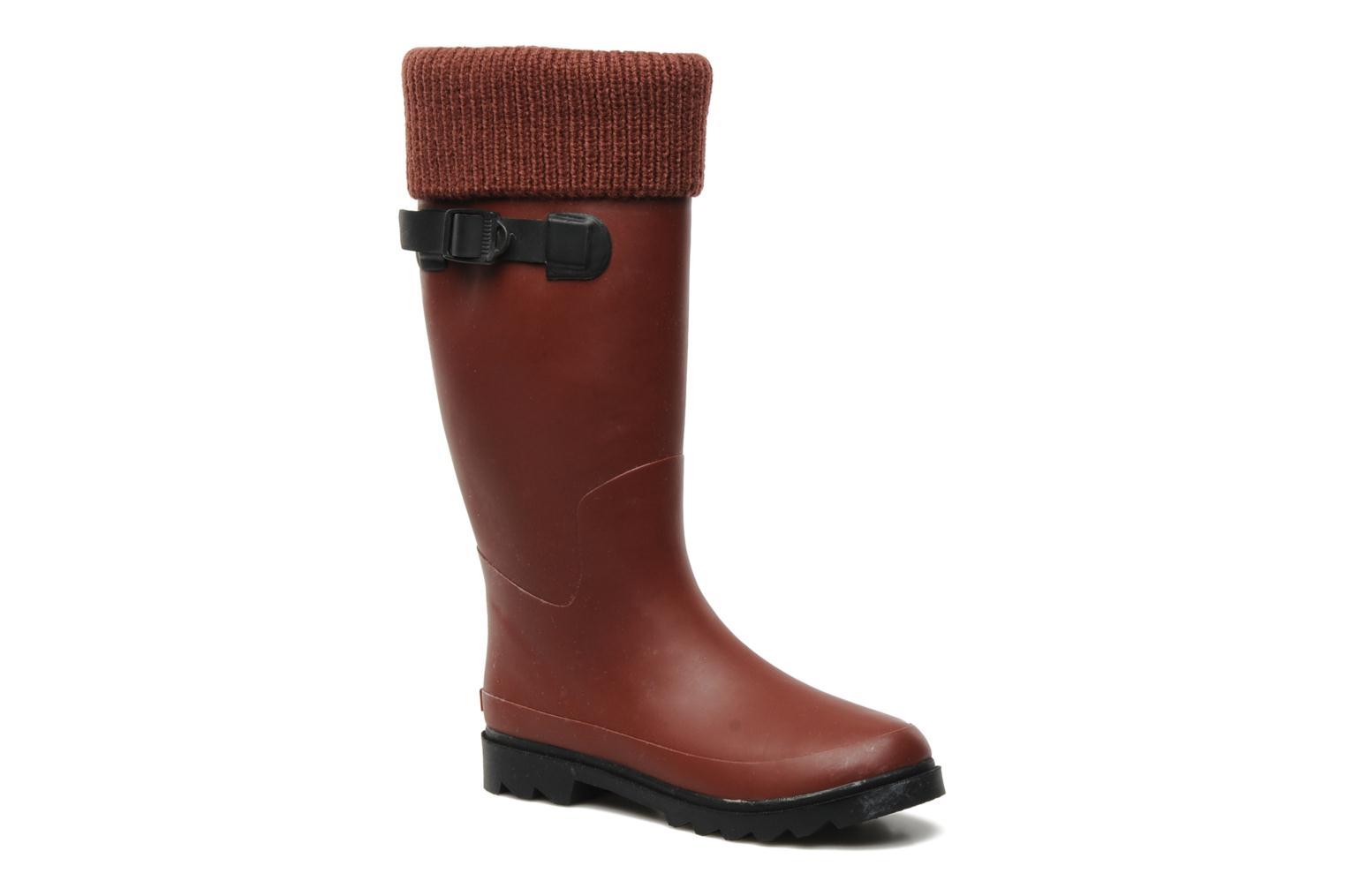 Boots & wellies Tatoosh Socks Burgundy detailed view/ Pair view