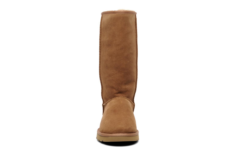 Stiefeletten & Boots UGG Classic Tall beige schuhe getragen