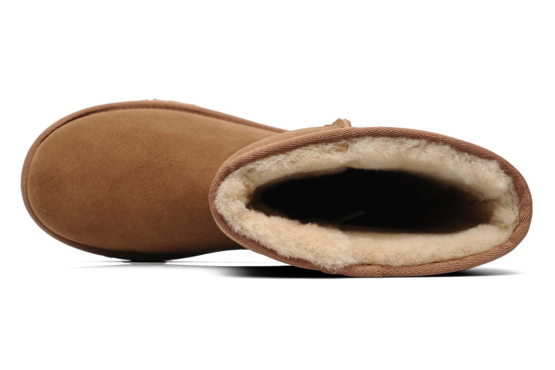 Stiefeletten & Boots UGG Classic Tall beige ansicht von links