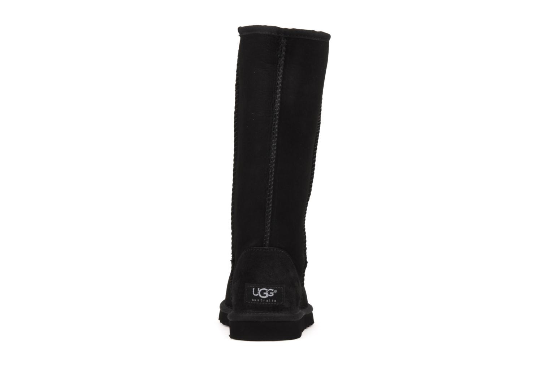 Bottines et boots UGG Classic Tall Noir vue droite