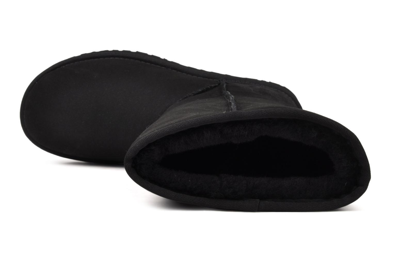 Bottines et boots UGG Classic Tall Noir vue gauche