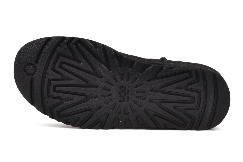 Bottines et boots UGG Classic Tall Noir vue haut