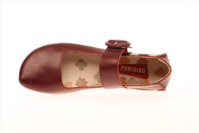 Ballerina's Clarks Originals Cute Bar Bordeaux links
