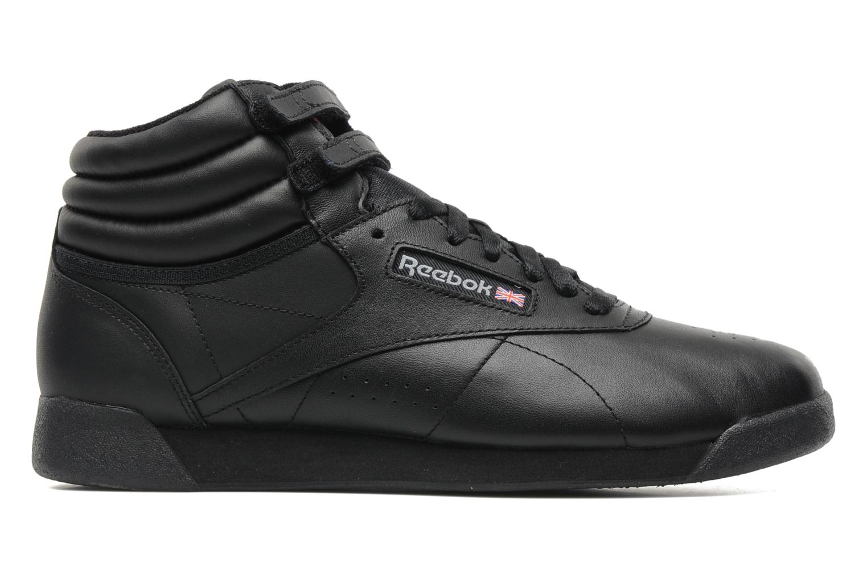 Trainers Reebok Freestyle Hi Black back view