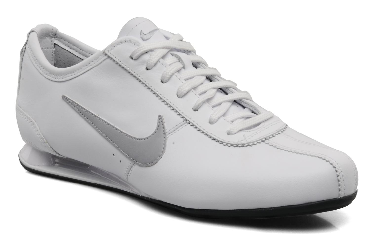 low priced 72ef5 cf639 ... Trainers Nike Nike Shox Rivalry White detailed view Pair view ...